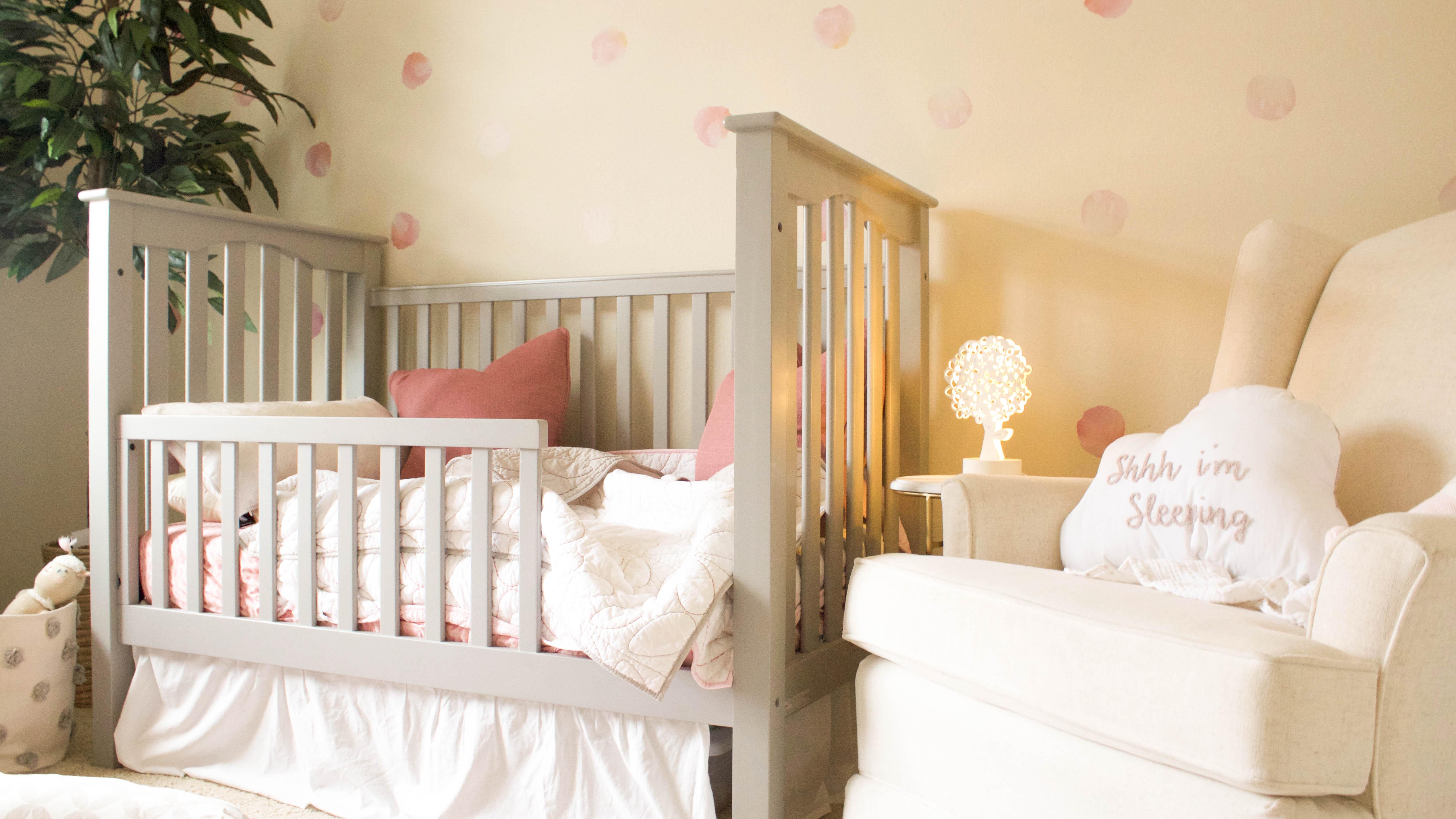 Toddler Bedding, Crib, Nuring Chair